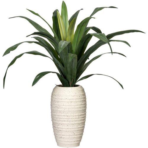 Creativ green Künstliche Zimmerpflanze »Dracaena« Dracaena, , Höhe 90 cm, in Keramikvase