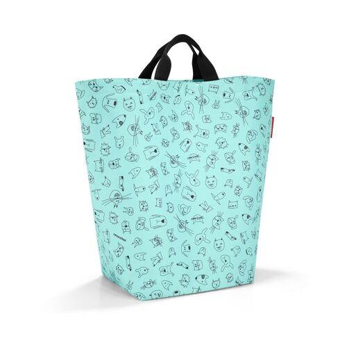 REISENTHEL® Aufbewahrungsbox »Aufbewahrungssack storagesac kids«, Tasche, Grün