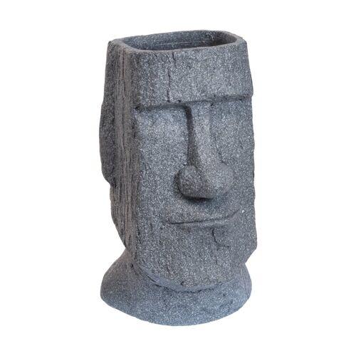 HTI-Living Blumentopf »Blumentopf Moai-Figur Blumentopf Moai Figur« (1 Stück)