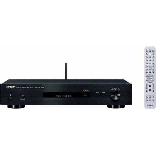 Yamaha »NP-S303« Netzwerkplayer (Internetradio), schwarz