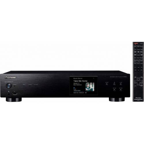 Pioneer »N-50AE« 2 Audio-Receiver (LAN (Ethernet), WLAN, Hi-Res Audio), schwarz