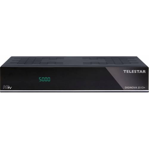 TELESTAR »Diginova 23 CI+« Satellitenreceiver