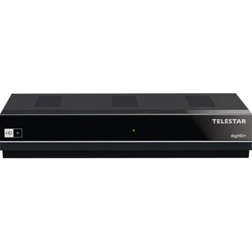 TELESTAR »digiHD+« Satellitenreceiver (LAN (Ethernet)