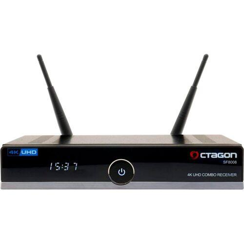 »SF8008« DVB-T2 HD Receiver (WLAN, LAN (Ethernet)