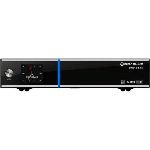 Gigablue »UHD UE 4K UltraHD LINUX Receiver« SAT-Receiver (LAN (Ethernet)