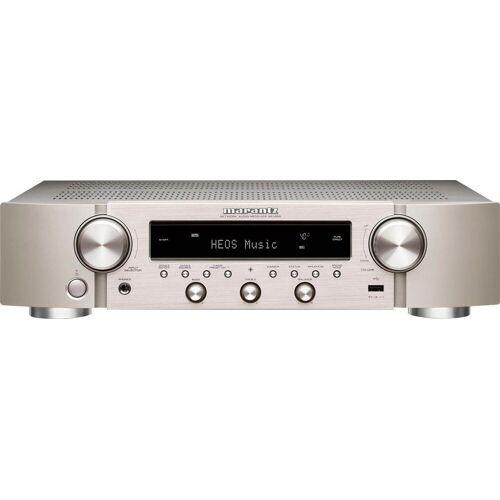 Marantz »NR1200« 2 Stereo-Netzwerk-Receiver (Bluetooth, WLAN), silbergold