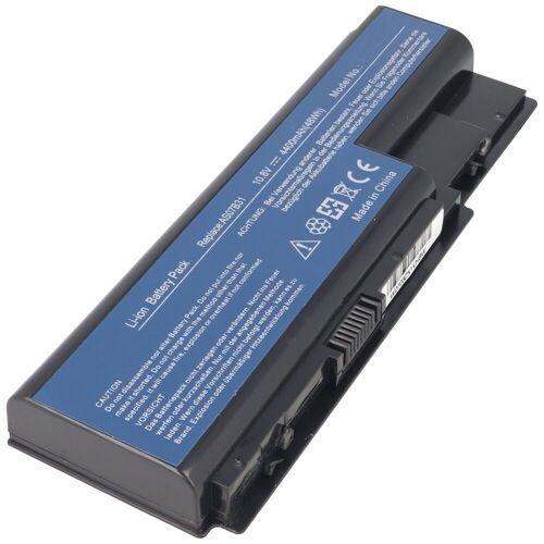 AccuCell »Akku passend für Acer Aspire 7738G 10,8 V« Laptop-Akku