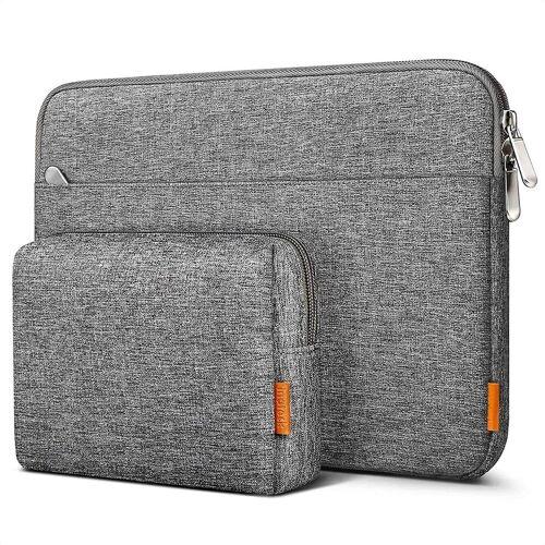 Inateck Laptop-Hülle »für iPads 10,2/10,5 Zoll/iPad Air 3&4 Gen/iPad Pro 11/Surface Go/Galaxy Tab 10,1«, Grau