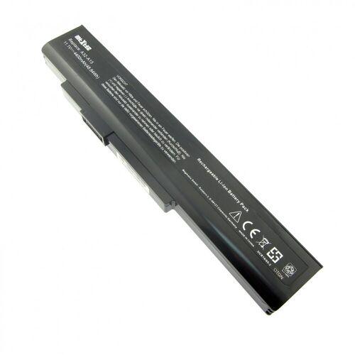 MTXtec »Akku LiIon, 10.8V, 4400mAh für MEDION Akoya P6638 MD99170« Laptop-Akku