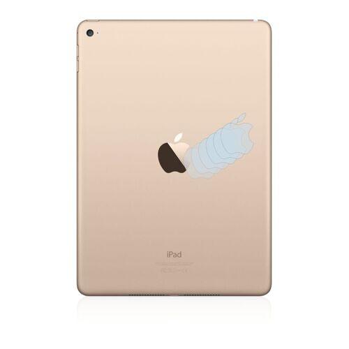 Savvies Schutzfolie »für Apple iPad Air 2 2014 (nur Logo)«, (6 Stück), Folie Schutzfolie klar