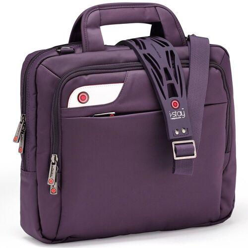 I-STAY Design »Netbook Tasche 33,8 cm 13,3 Zoll lila«