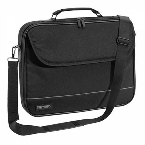 "PEDEA Notebooktasche »Notebooktasche ""FAIR"" 17,3"" (43,9cm)«, Schwarz"