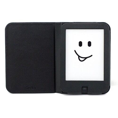 Gecko Covers Tablettasche »Tolino Shine 2 HD Cover Luxe«, Schwarz