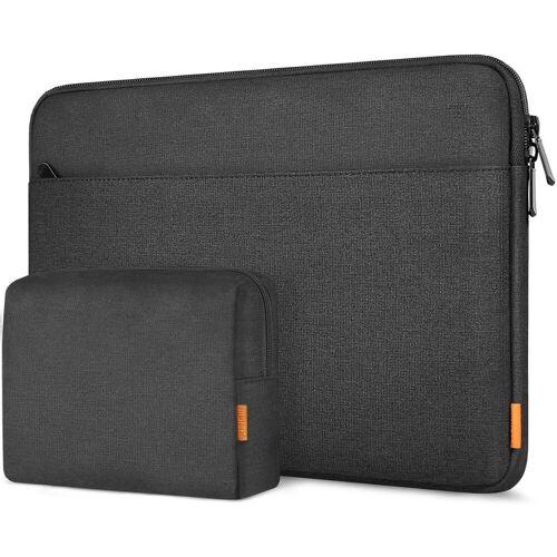 Inateck Laptop-Hülle »14 Zoll Laptoptasche für 14 Zoll Laptops, 15 Zoll MacBook Pro 2016-2019«, Schwarz