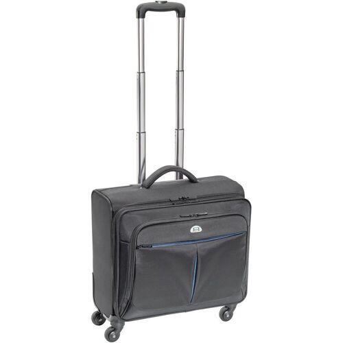 PEDEA Notebooktasche »Trolley Premium Plus 43,9 cm (15,6-17,3)«, Schwarz