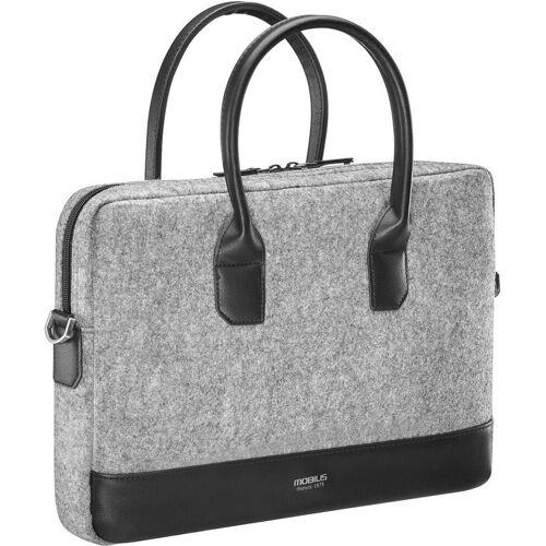 Mobilis Case Laptoptasche »Laptoptasche ORIGINE ONE 11-14 Zoll«, Grau