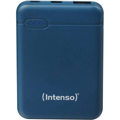 Intenso »XS5000 Powerbank petrol 5V USB-A/Micro-USB/USB-C Handy/Notebook/Tablet« Handy-Netzteile