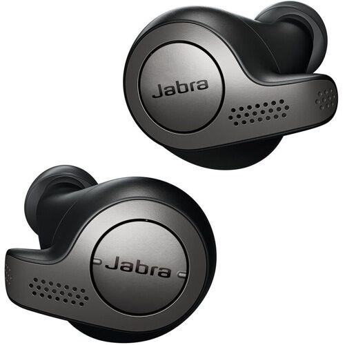 Jabra True Wireless Stereo in-Ear-Kopfhörer »Elite 65t«, Titan