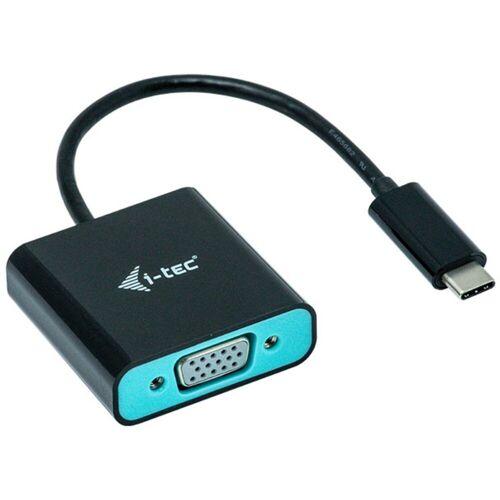 I-TEC »Adapter USB-C  VGA 1.080p / 60Hz« Computer-Kabel