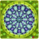 SMARTNESS® Dartscheibe »Elektronische Dartscheibe, Square-501«
