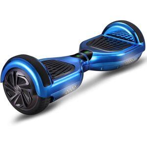 Bluewheel Electromobility Hoverboard »HX310s«, 15 km/h, blau chrom