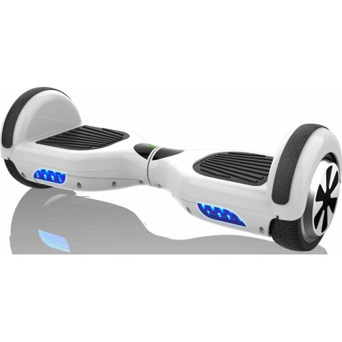 Denver Hoverboard »HBO-6610«, 500 W, 14 km/h, weiß