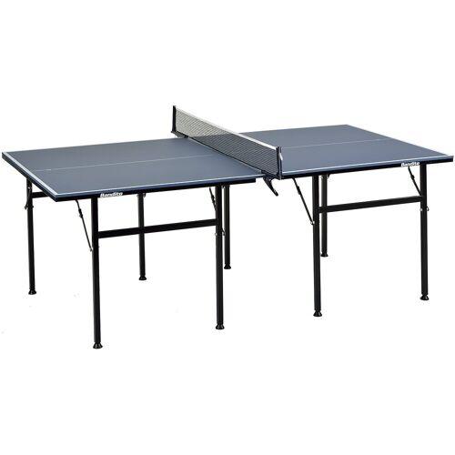 Tischtennisplatte Big Fun Indoor, 2-tlg. 206 x 115 x 76 cm, blau