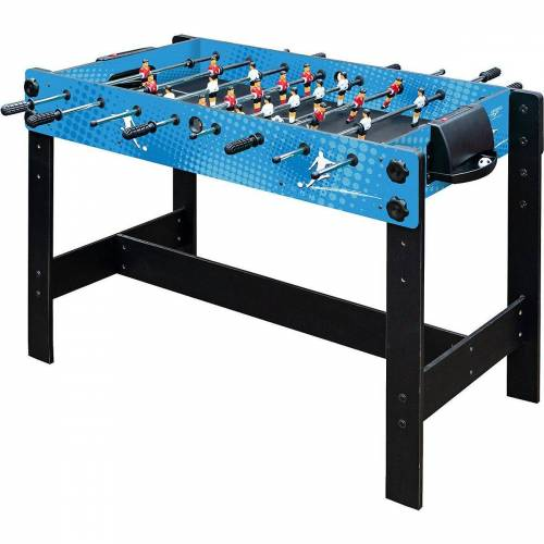 Carromco Kickertisch »TISCHFUSSBALL BLUE-LEVEL-XT«
