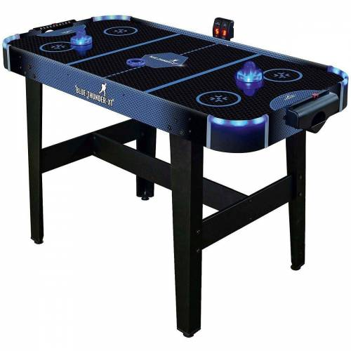 Carromco Air-Hockeytisch »AIRHOCKEY BLUE-THUNDER-XT«