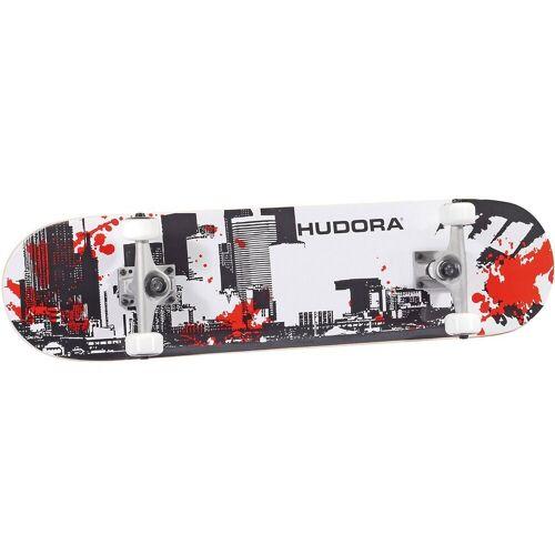 Hudora Skateboard »Skateboard City, ABEC 5«
