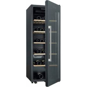 Hanseatic Weinkühlschrank 37670744 JC-201M, für 86 Standardflaschen á 0,75l, Energieeffizienzklasse A