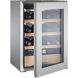 Liebherr Weinkühlschrank WKes 653-21, für 12 Standardflaschen á 0,75l, Energieeffizienzklasse A++