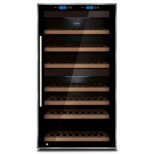 Caso Weinkühlschrank WineComfort Touch 66, für 66 Standardflaschen á 0,75l, Energieeffizienzklasse A