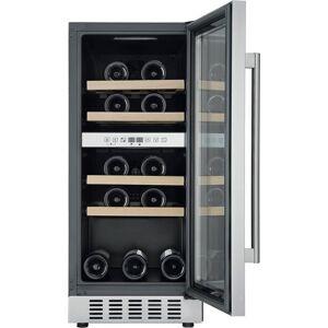 Hanseatic Weinkühlschrank 23822524 JCF-88S, für 31 Standardflaschen á 0,75l, Energieeffizienzklasse A