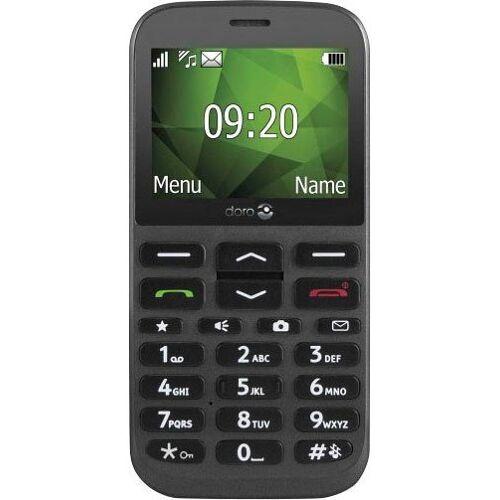 Doro 1370 Handy (6 cm/2,4 Zoll, 3 MP Kamera)