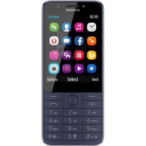 Nokia 230 Handy (7,11 cm/2,8 Zoll, 2 MP Kamera)