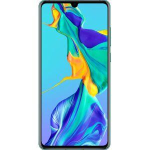 Huawei P30 Smartphone (15,49 cm/6,1 Zoll, 128 GB Speicherplatz), Aurora