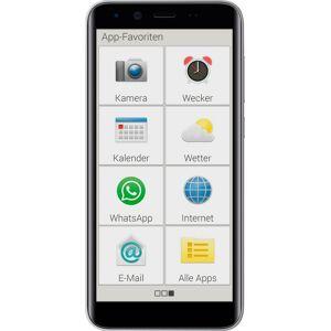 Emporia SMART.3mini Smartphone (12,7 cm/5 Zoll, 16 GB Speicherplatz, 8 MP Kamera)