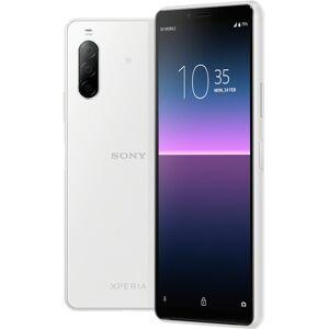 Sony Xperia 10 II Smartphone (16,5 cm/6,5 Zoll, 128 GB Speicherplatz, 12 MP Kamera), weiß