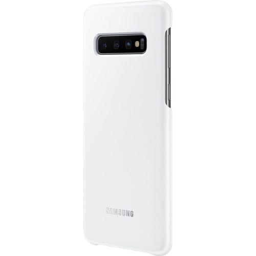 Samsung Handytasche »LED Cover für Galaxy S10«, Weiß