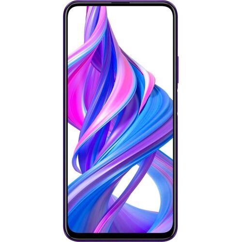 Honor 9X PRO Smartphone (16,74 cm/6,59 Zoll, 256 GB Speicherplatz, 48 MP Kamera), Phantom Purple