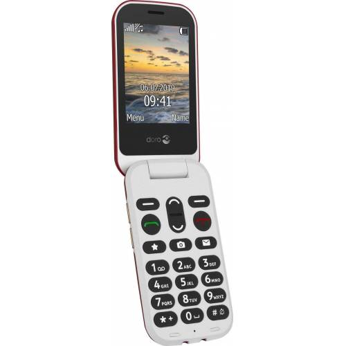 Doro 6060 Handy (7,11 cm/2,8 Zoll, 3 MP Kamera)
