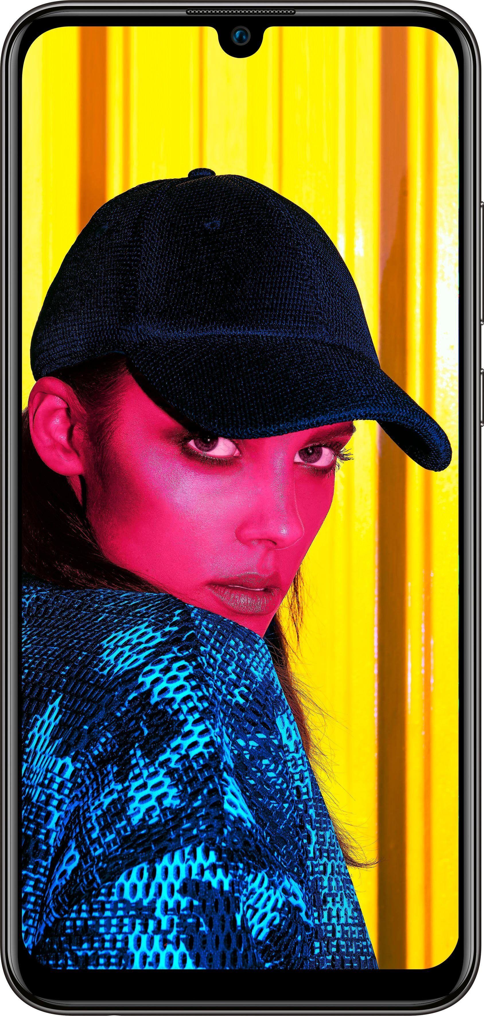 Huawei P smart 2019 Smartphone (15,77 cm/6,2 Zoll, 64 GB Speicherplatz, 13 MP Kamera), Midnight Black