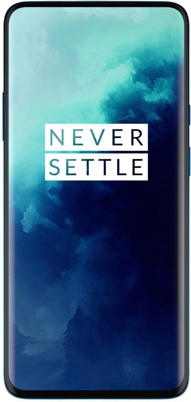 OnePlus 7T Pro Smartphone (16,94 cm/6,67 Zoll, 256 GB Speicherplatz, 48 MP Kamera)