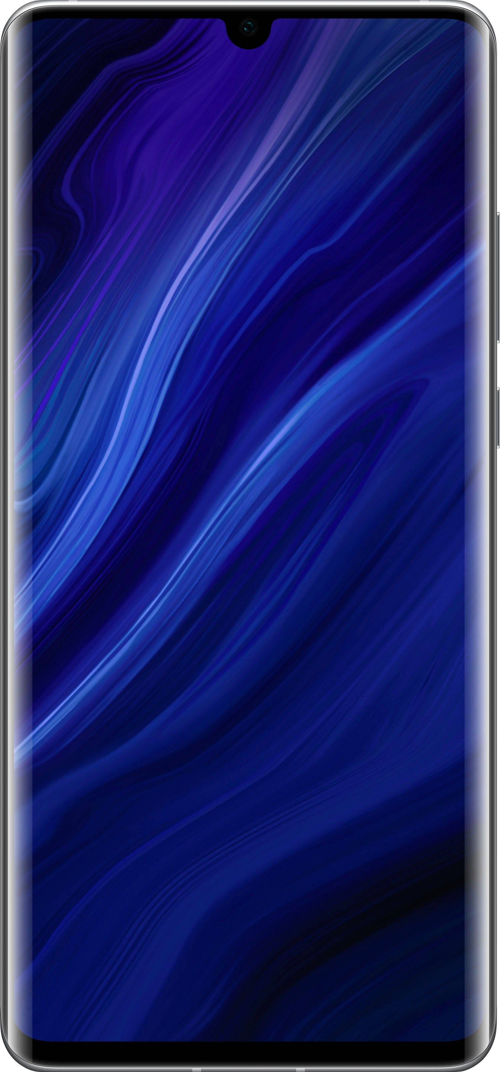 Huawei P30 Pro NEW EDITION Smartphone (16,43 cm/6,47 Zoll, 256 GB Speicherplatz, 40 MP Kamera), Silver Frost