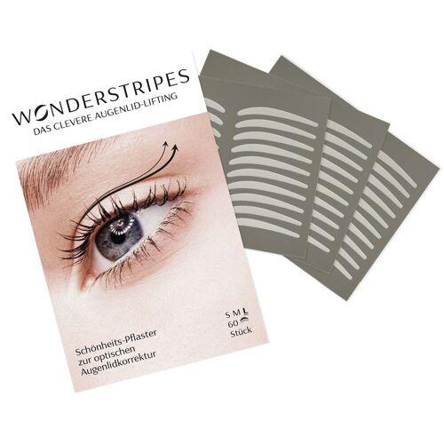WONDERSTRIPES Augenlid-Tape, Schönheits-Pflaster zur optischen Augenlidkorrektur, Größe L