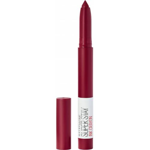 MAYBELLINE NEW YORK Lippenstift »Super Stay Ink Crayon«, 55 Make it happen