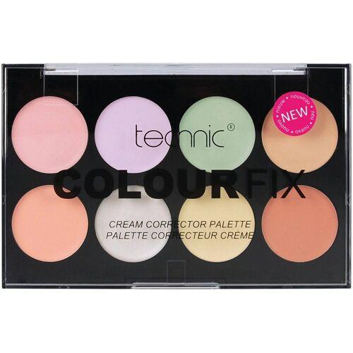 technic Concealer-Palette »Colour Fix«, 8-tlg.