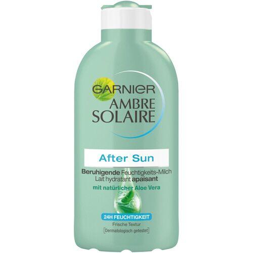 GARNIER After Sun-Milch »Ambre Solaire Pflegende Après«, mit natürlicher Aloe Vera
