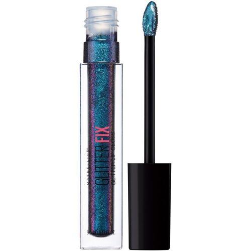 MAYBELLINE NEW YORK Lipgloss »Glitter Fix«, 75 Steamy Nights